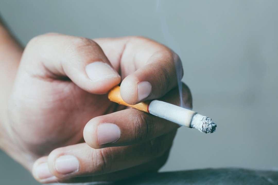 สูบบุหรี่และการเผชิญกับมลภาวะทางอากาศ