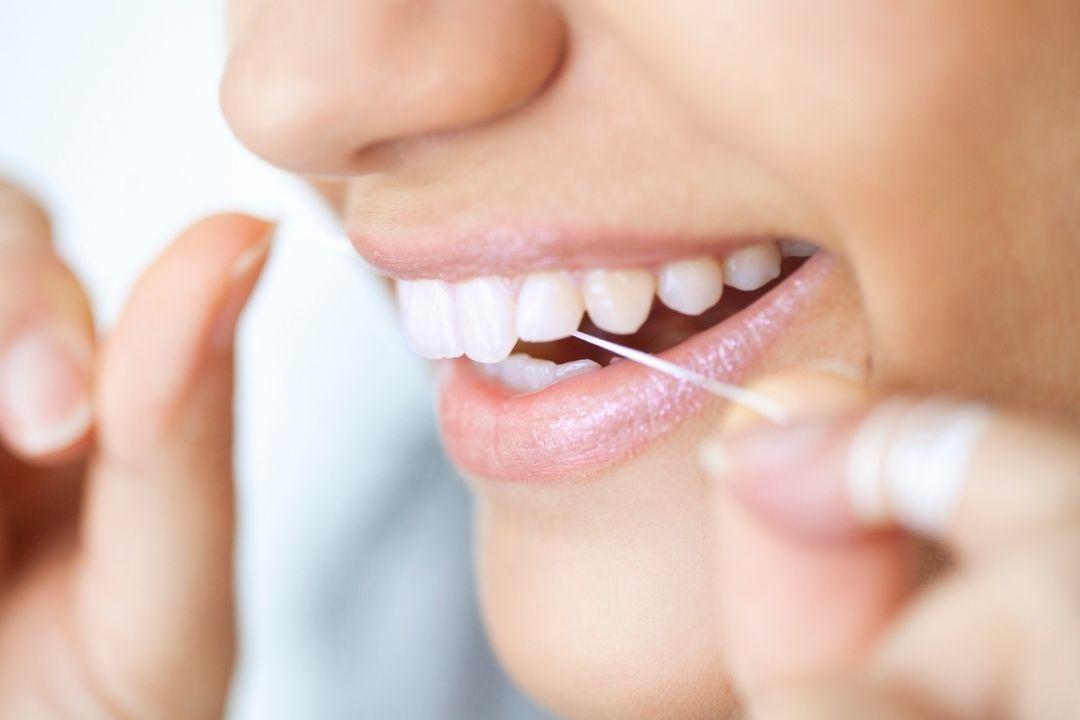 5. รักษาสุขภาพช่องปาก